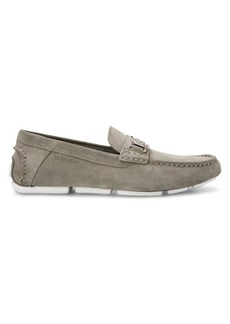 Calvin Klein Magnus Leather Driver Loafers
