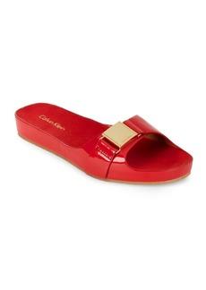 Calvin Klein Marlie Slip-On Sandals