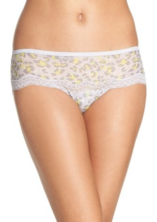 Calvin Klein Marquisette Hipster Panty