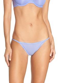 Calvin Klein Marquisette String Bikini