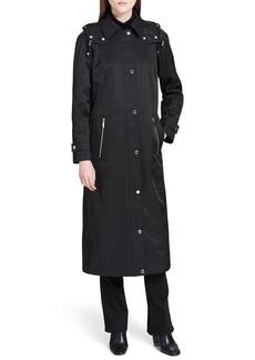 Calvin Klein Maxi Raincoat