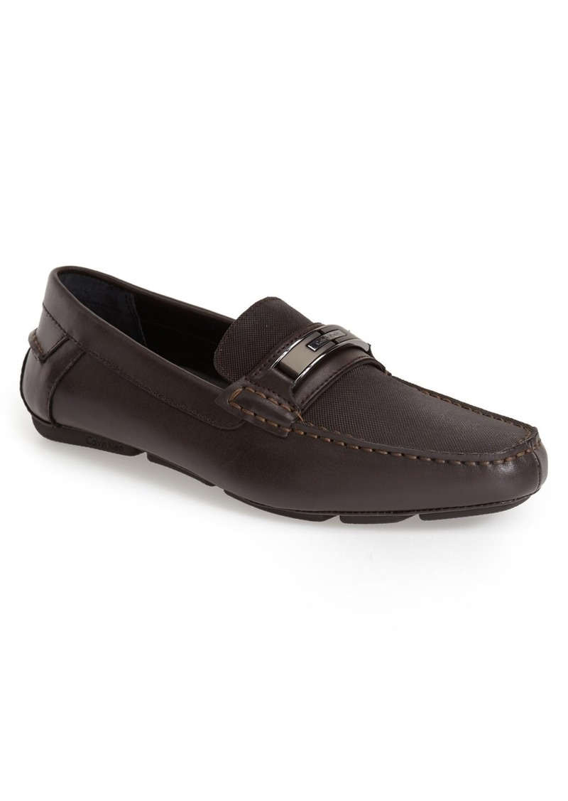 Calvin Klein 'McHale' Driving Shoe (Men)