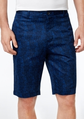 "Calvin Klein Men's Textured Print 10.5"" Shorts"