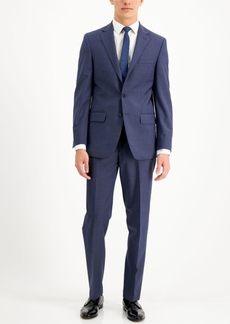 Calvin Klein Men's Slim Fit 2-Piece Wool Suits