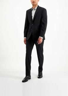 Calvin Klein Men's Slim Fit 2-Piece Wool Suits