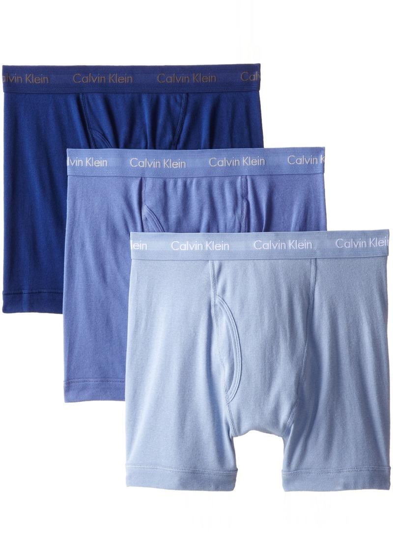 ac03196b33a9 Calvin Klein Men's Underwear Cotton Classics Boxer Briefs - - (Pack of 3)