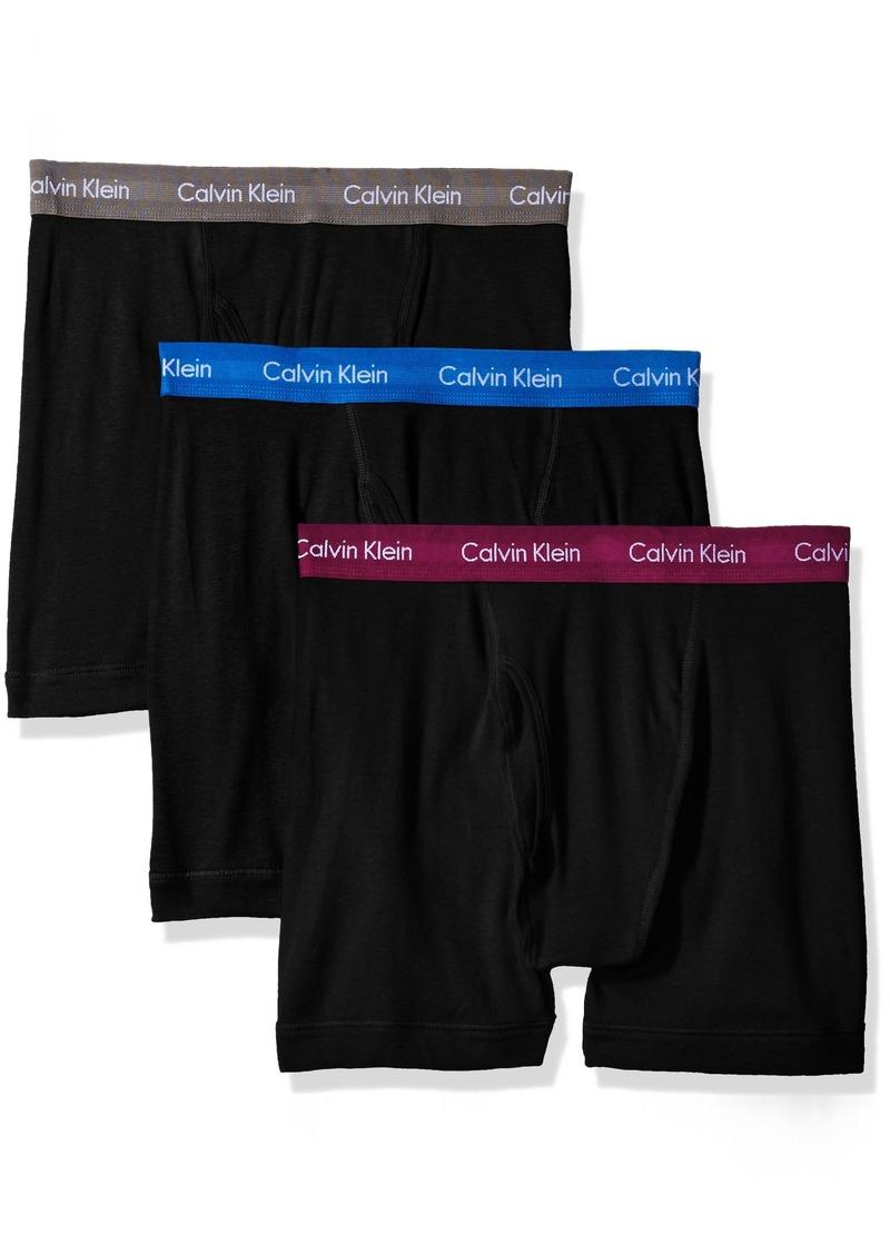 Calvin Klein Men's 3-Pack Cotton Classic Boxer Brief