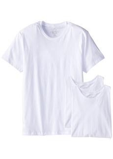 Calvin Klein Men's 3-Pack Cotton Classic Short Sleeve Crew Neck T-Shirt