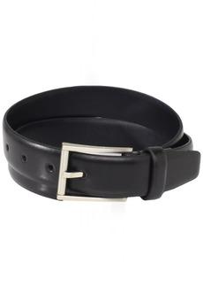 Calvin Klein Men's 31mm Feather Edge Semi Shine Belt