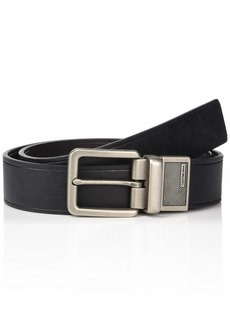 Calvin Klein Men's 38mm Reversible Leather Belt