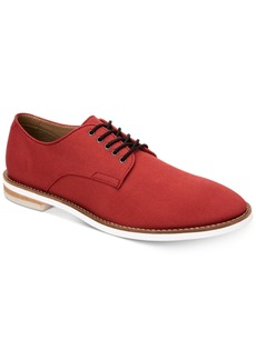 Calvin Klein Men's Aggussie Nylon Oxfords Men's Shoes