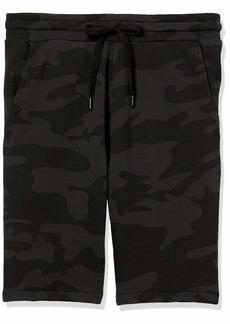 Calvin Klein Men's Athleisure Logo Casual Drawstring Shorts