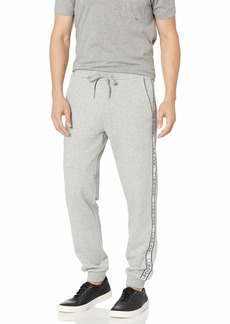 Calvin Klein Men's Athleisure Logo Jogger Sweatpants