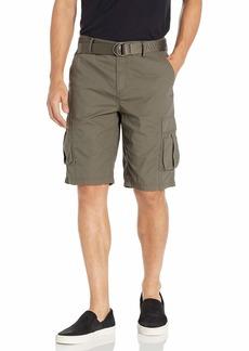 Calvin Klein Men's Belted Ripstop Short