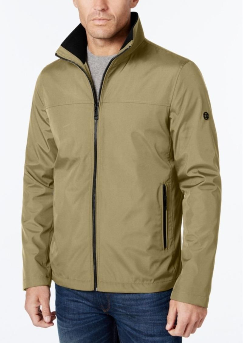 3d679e076 Men's Big & Tall Lightweight Full-Zip Stand-Collar Jacket