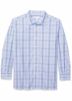 Calvin Klein Men's Big Extra Fine Cotton Button Up Shirt  2X-Large Tall