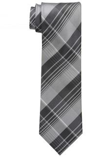 Calvin Klein Men's Black Tie  One Size