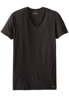 Calvin Klein Men's Body Modal Short Sleeve V Neck T-Shirt