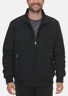 Calvin Klein Men's Bomber Coat