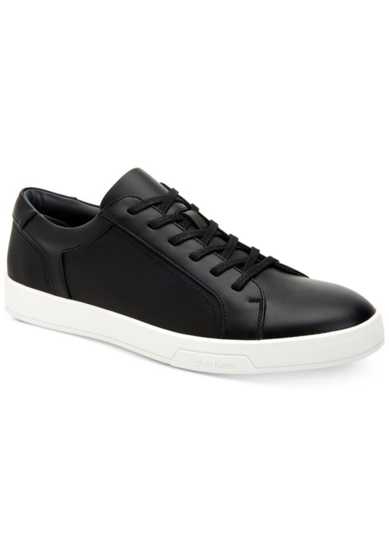Calvin Klein Men's Bowyer Diamond Sneakers Men's Shoes