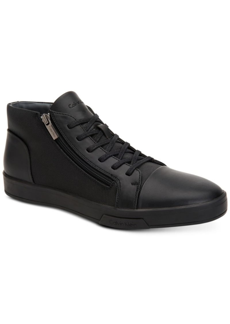 Calvin Klein Men's Bozeman High-Top Sneakers Men's Shoes