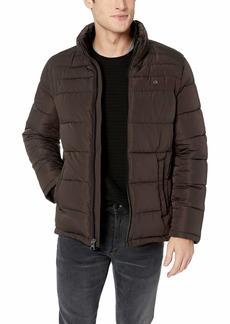 Calvin Klein Men's Calvin Klein Classic Puffer Jacket Outerwear -alloy grey