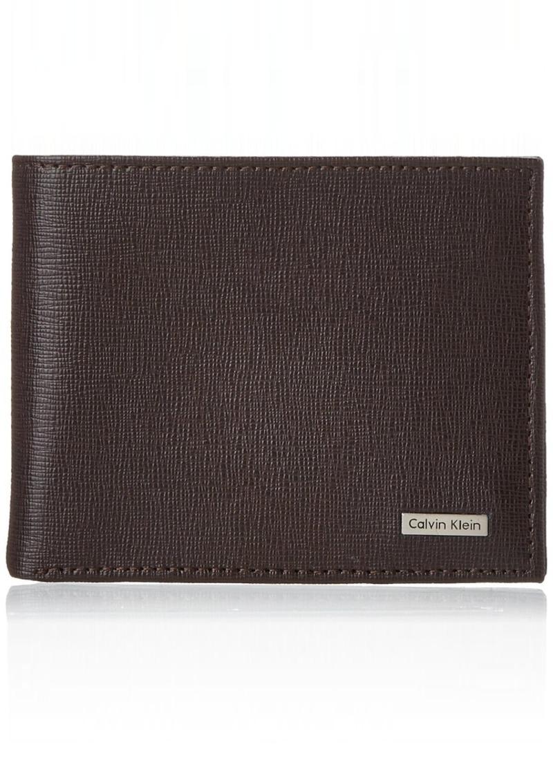 Calvin Klein Men's Calvin Klein Passcase Wallet
