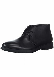 Calvin Klein Men's CAM Smooth Calf Leather Chukka Boot   M M US