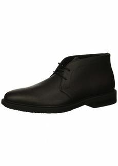 Calvin Klein Men's CAM Tumbled Leather Chukka Boot   M M US