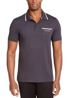 Calvin Klein Move 365 Tipped Polo Shirt