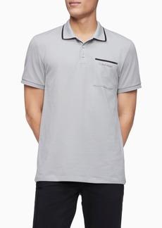 Calvin Klein Men's Ck Move 365 Tipped Polo Shirt