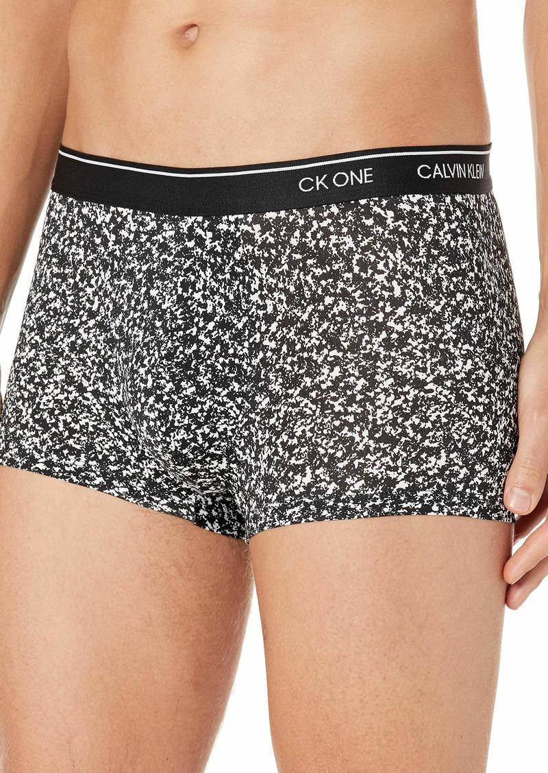 Calvin Klein Men's Ck One Micro Low Rise Trunks