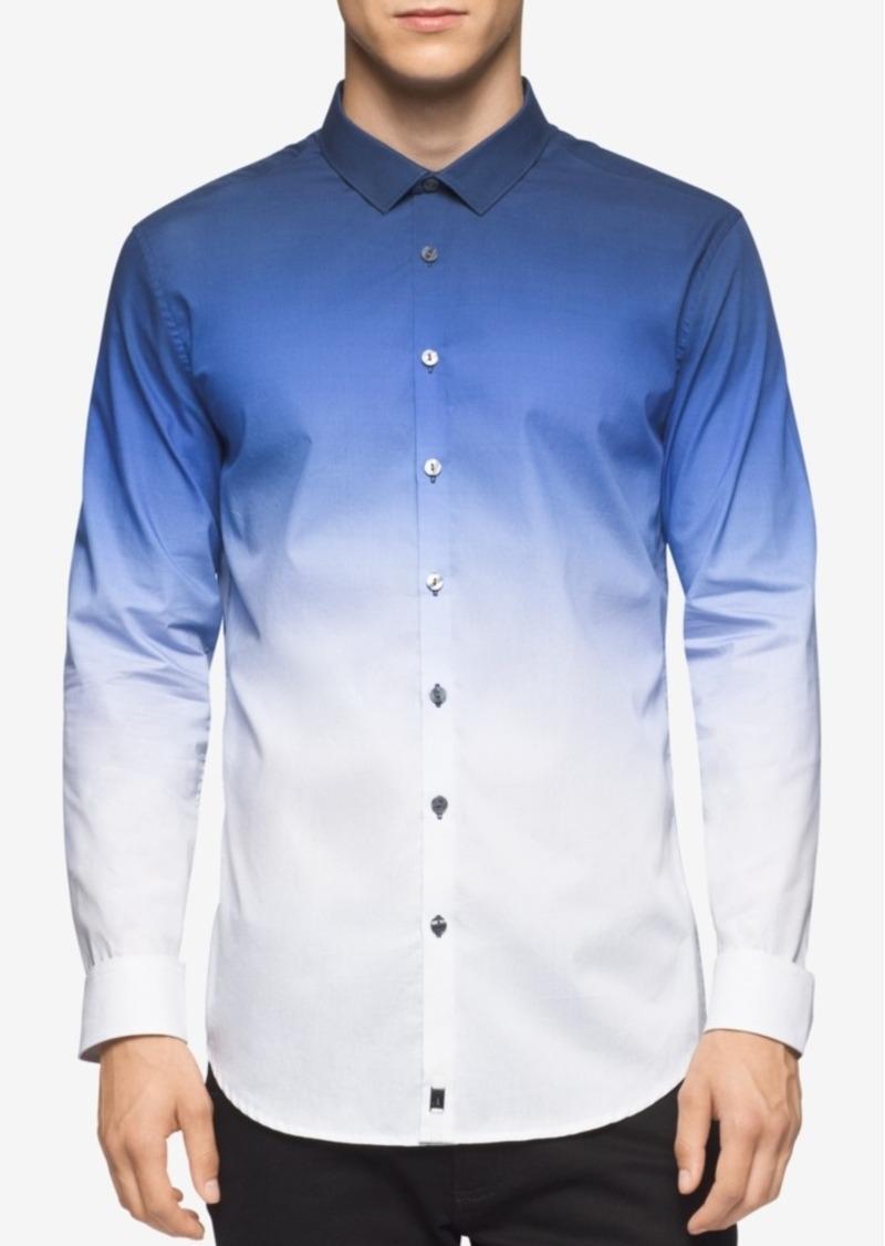 Calvin Klein Men's Ck One Ombre Shirt
