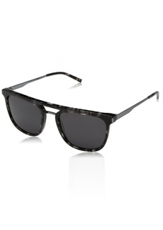 Calvin Klein Men's CK1239S Square Sunglasses