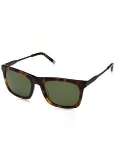 326a81a4d4 Calvin Klein Men s Ck4319s Square Sunglasses SHINY TORTOISE 54 mm