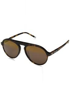 Calvin Klein Men's Ck4350s Round Sunglasses
