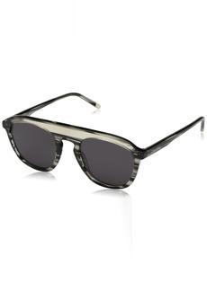 Calvin Klein Men's CK4357S Sunglasses