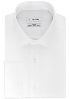 Calvin Klein Men's Classic-Fit Performance Stretch Dress Shirt