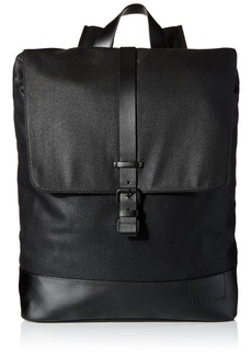 Calvin Klein Men's Calvin Klein Coated Canvas Backpack