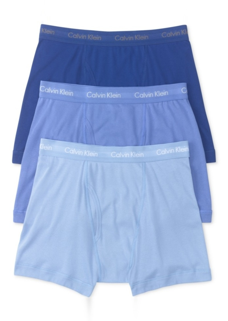 f13111a16fa2 Calvin Klein Calvin Klein Men's Cotton Classic Boxer Briefs 3-Pack ...