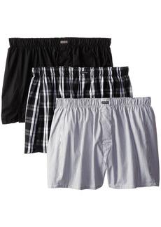 Calvin Klein Men's Cotton Classics 3 Pack Boxers