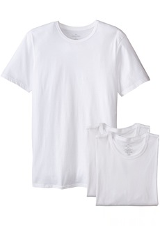 Calvin Klein Men's Cotton Classics Crew Neck T-Shirt