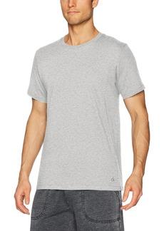 Calvin Klein Men's Cotton Classics Crew Neck T-Shirt