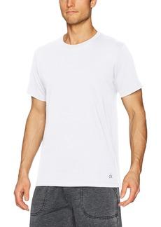 Calvin Klein Men's Cotton Classics Short Sleeve Crew Neck T-Shirt