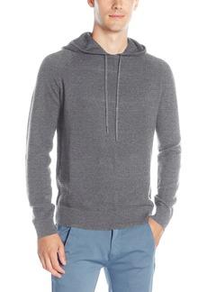 Calvin Klein Men's Cotton Modal Textured Hoodie Sweater