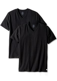 Calvin Klein Men's Cotton Stretch Multipack V Neck T-Shirts
