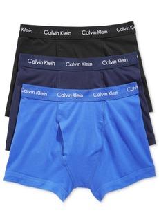 Calvin Klein Men's Cotton Stretch Trunks 3-Pack NU2665