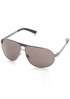 Calvin Klein Men's CWR140S Sunglasses  64 mm