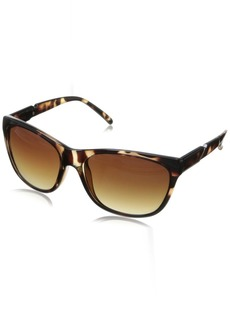 Calvin Klein Men's CWR655S Sunglasses  58 mm
