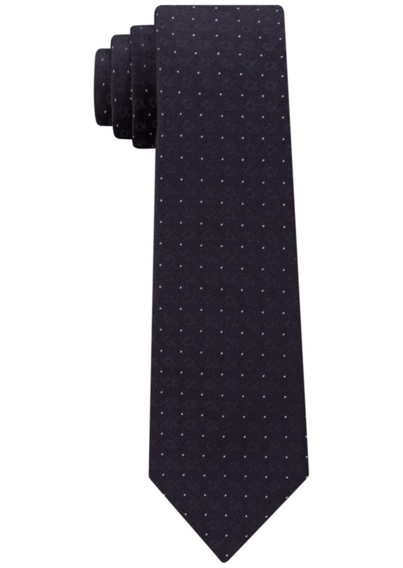 33e0560546c6 Calvin Klein Calvin Klein Men's Dot Skinny Tie | Ties